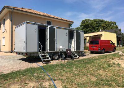 private feier hertel toiletten lieferant toilettenwagen gross